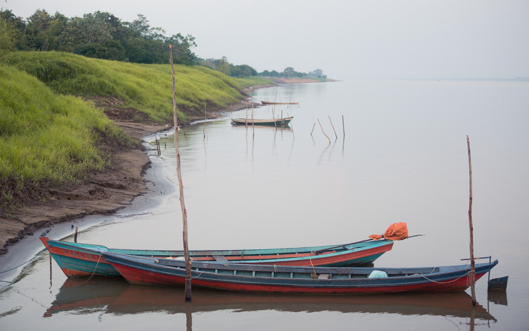 Canoes of the Amazon