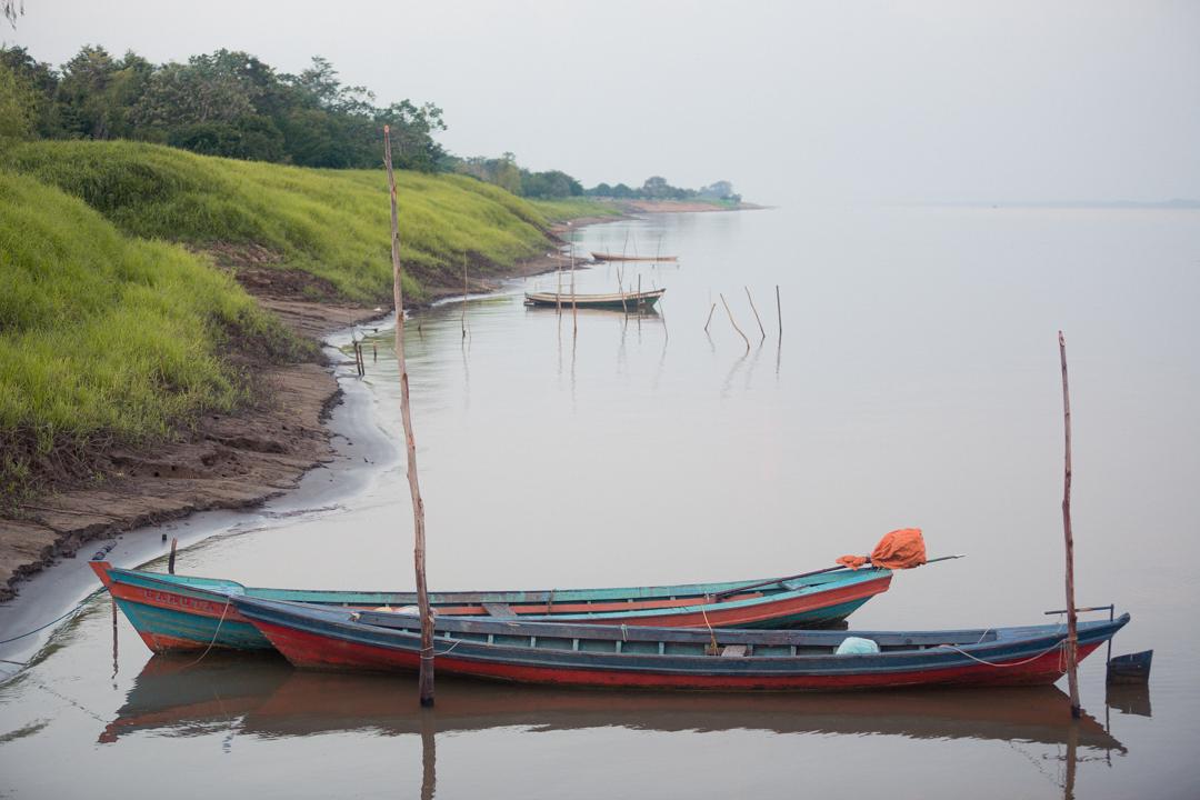 Canoes of the Amazon