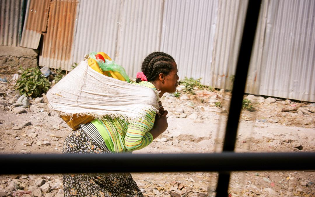 Ethiopian walker