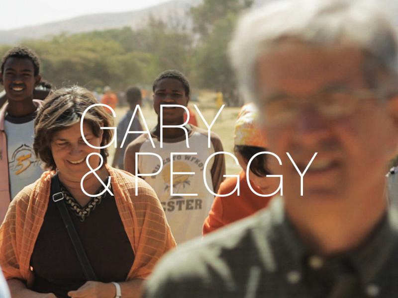 Gary & Peggy